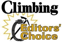 Climbing magazine - Editor's Choice