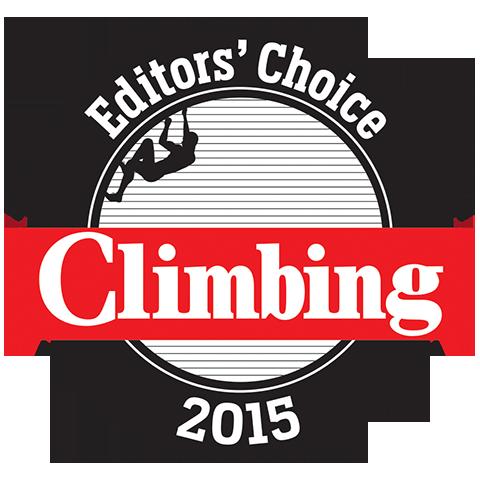 Climbing Magazine Editor's Choice Award 2015