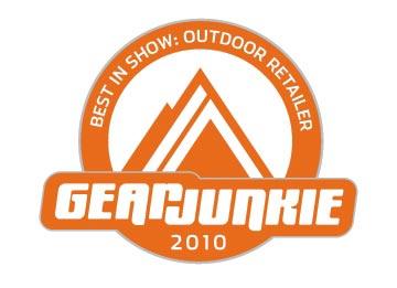 Gear Junkie Best in Show Award 2010