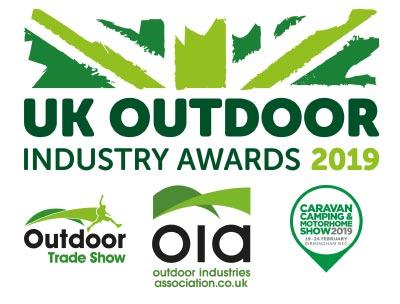 UK Outdoor Industry Awards 2019