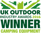 Outdoor Industry Awards 2016 Winner
