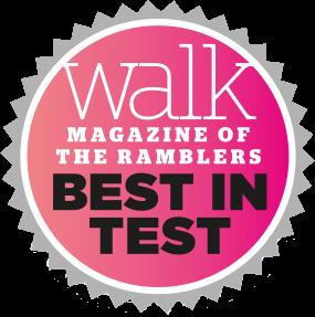 Walk Magazine Best in Test 2020