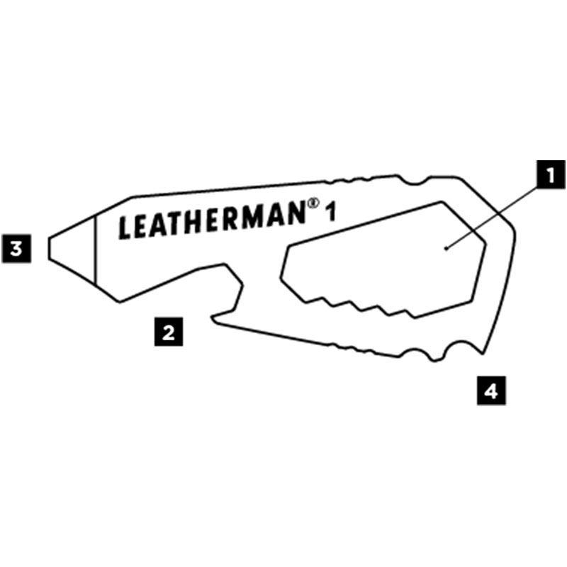 Leatherman Pocket Tool #1