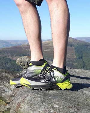 Boreal Saurus Trail Running Shoe review