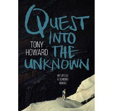 Quest into the Unknown with Tony Howard