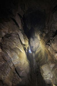 Titan Cavern