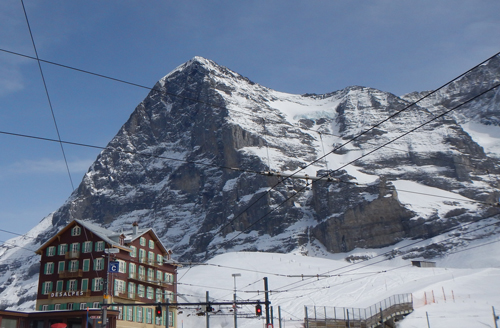 The Eiger North Face