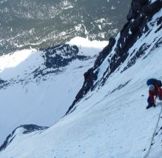 Masters Edge and The Eiger North Face