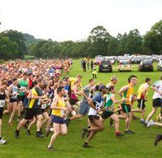 The Grindleford Fell Race