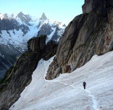 To Gogarth Chamonix and Beyond