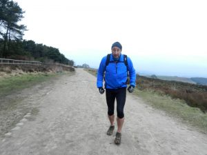 Training for a trail marathon: This is getting serious