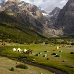 The Fantastic Fann Mountains of Tajikstan