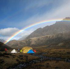Exploring the Chinese Tibetan Alps