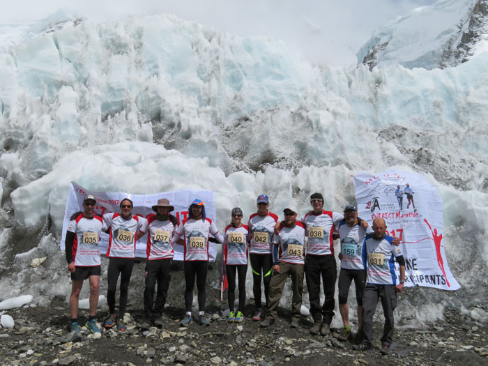 Tenzing, Hillary Everest Marathon Team