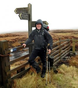Wrong way down the Pennine Way