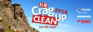 Outside Crag Clean Up 2018