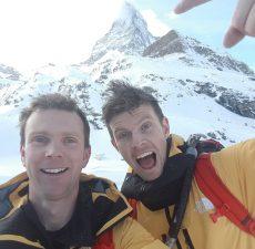 The North Face - Gear Test in Zermatt