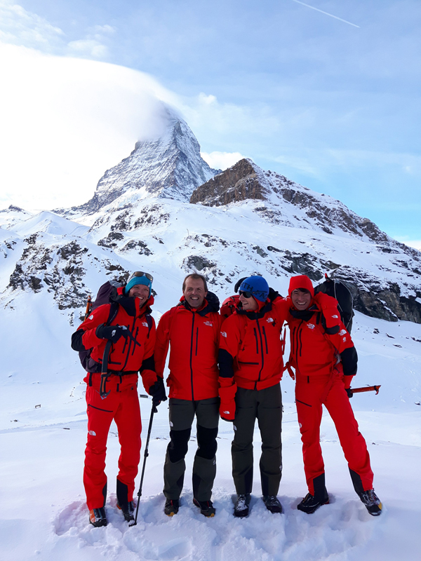 The North Face Gear Test - TNF Athletes