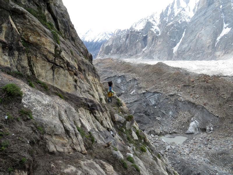 Outside Staff Blog | Karakoram Expedition | Peaks Passes and Glacier Glasses
