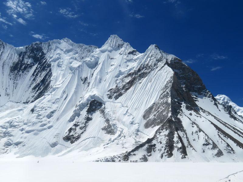 Outside Staff Blog | Karakoram Expedition | Peaks Passes and Glacier Glasses - Vigne Peaks