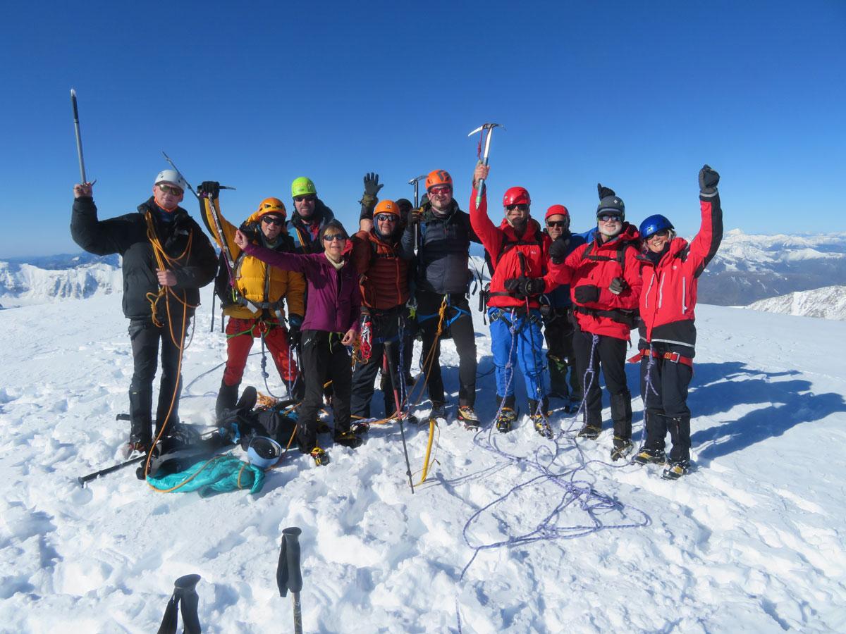 Everyone on Narindal | Tom Richardson - Mongolia Expeditions | Outside Staff Blog