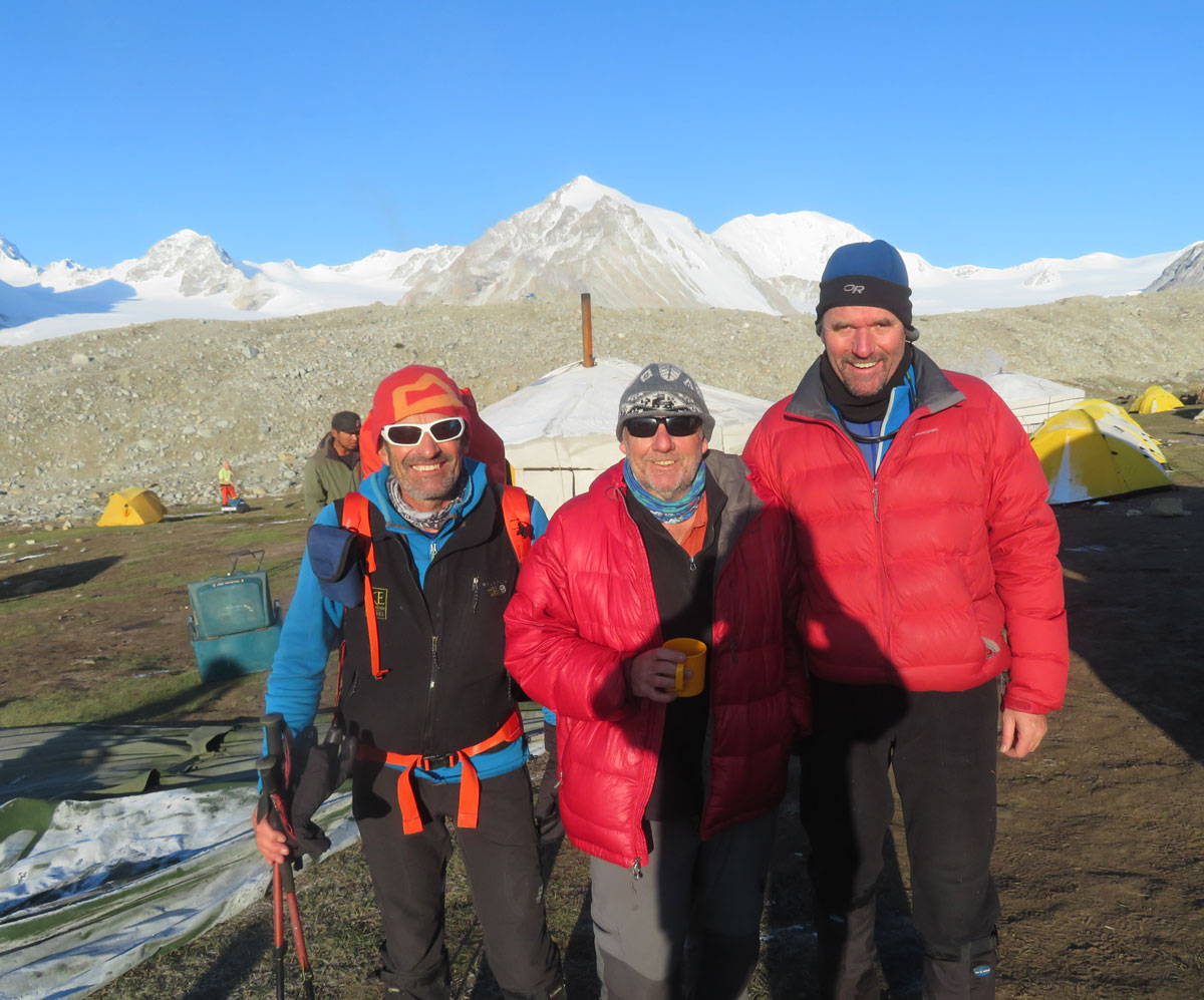 Meeting old friends | Tom Richardson - Mongolia Expeditions | Outside Staff Blog