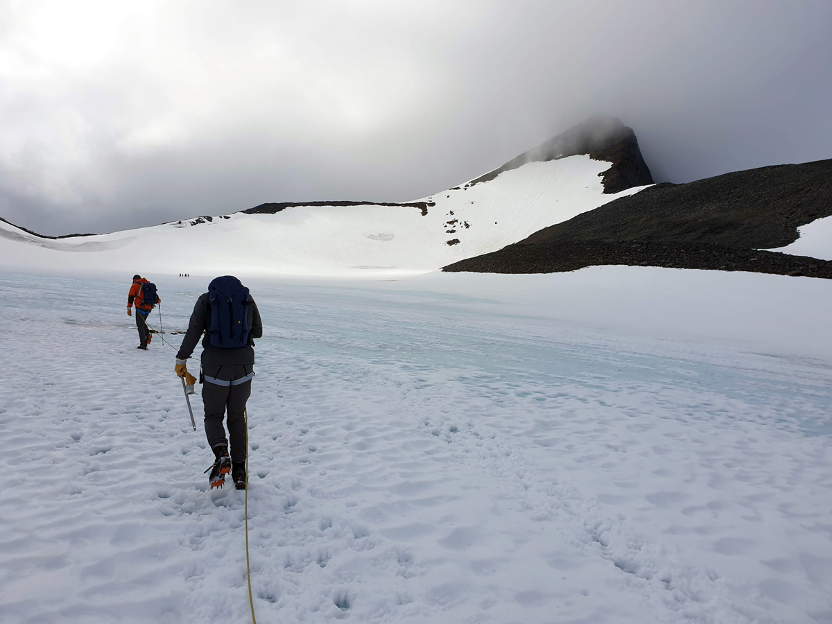 Outside Staff Blog - Fjallraven Bergtagen Glacier