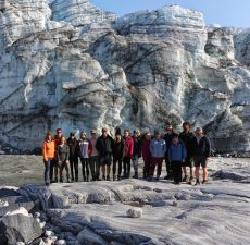West Greenland Expedition - glacier research trip