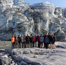 West Greenland Expedition - glacier research trip