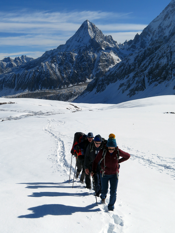 Staff Blog Tom Richardson trekking in Sichuan China - Buchha La Pass