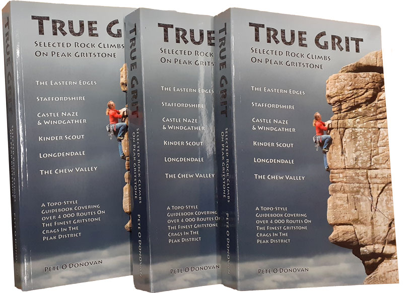 free true grit with your climbing gear