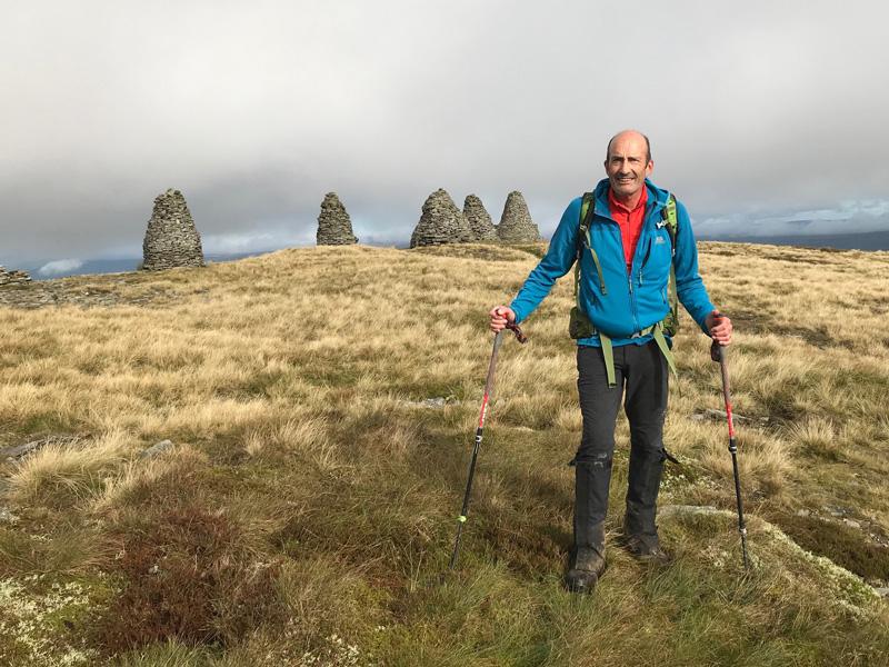Coast to Coast walk: Nine Standards Rigg