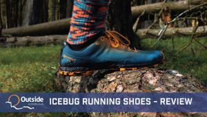 Icebug Running Shoes - Review