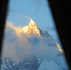Masherbrum Summit 2 - from Baltoro Glacier camp; beating the lockdown blues - Blog