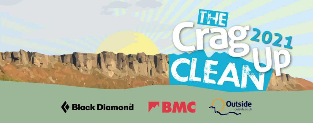 Outside Crag Clean Up 2021