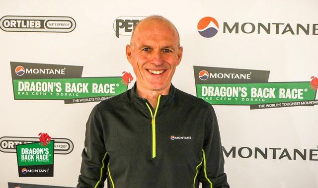 Outside staff blog | The Dragon's Back 2021 | Registration mugshot: ©Dragon's Back